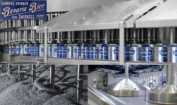 Rondleiding voor 15 personen bij Bierbrouwerij Bavaria